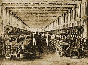 殖産興業を目指して富岡製糸場は1872年創業を開始した
