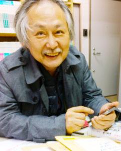 竹村洋介さん