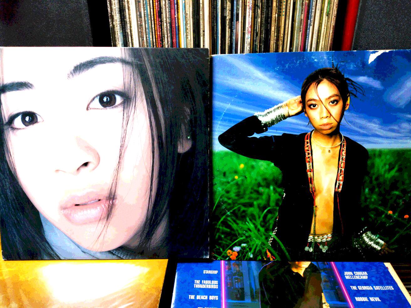 宇多田ヒカル『First Love』[1999年]とUA(ウーア)『11』[1996年]