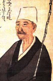 芭蕉(与謝蕪村・画)