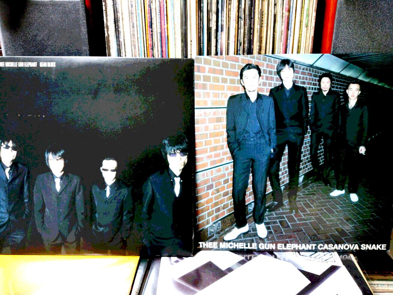 1991年にデビューし、2003年に解散したミッシェル・ガン・エレファント。ソリッドなロックンロールを聴かせる