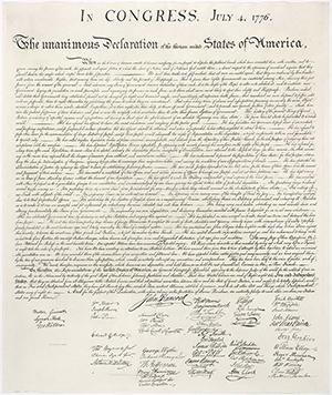 独立宣言(1)