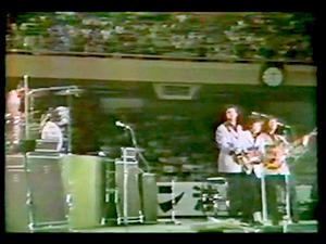 1966年武道館ビートルズ