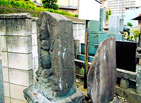 戸田橋にほど近い地蔵堂