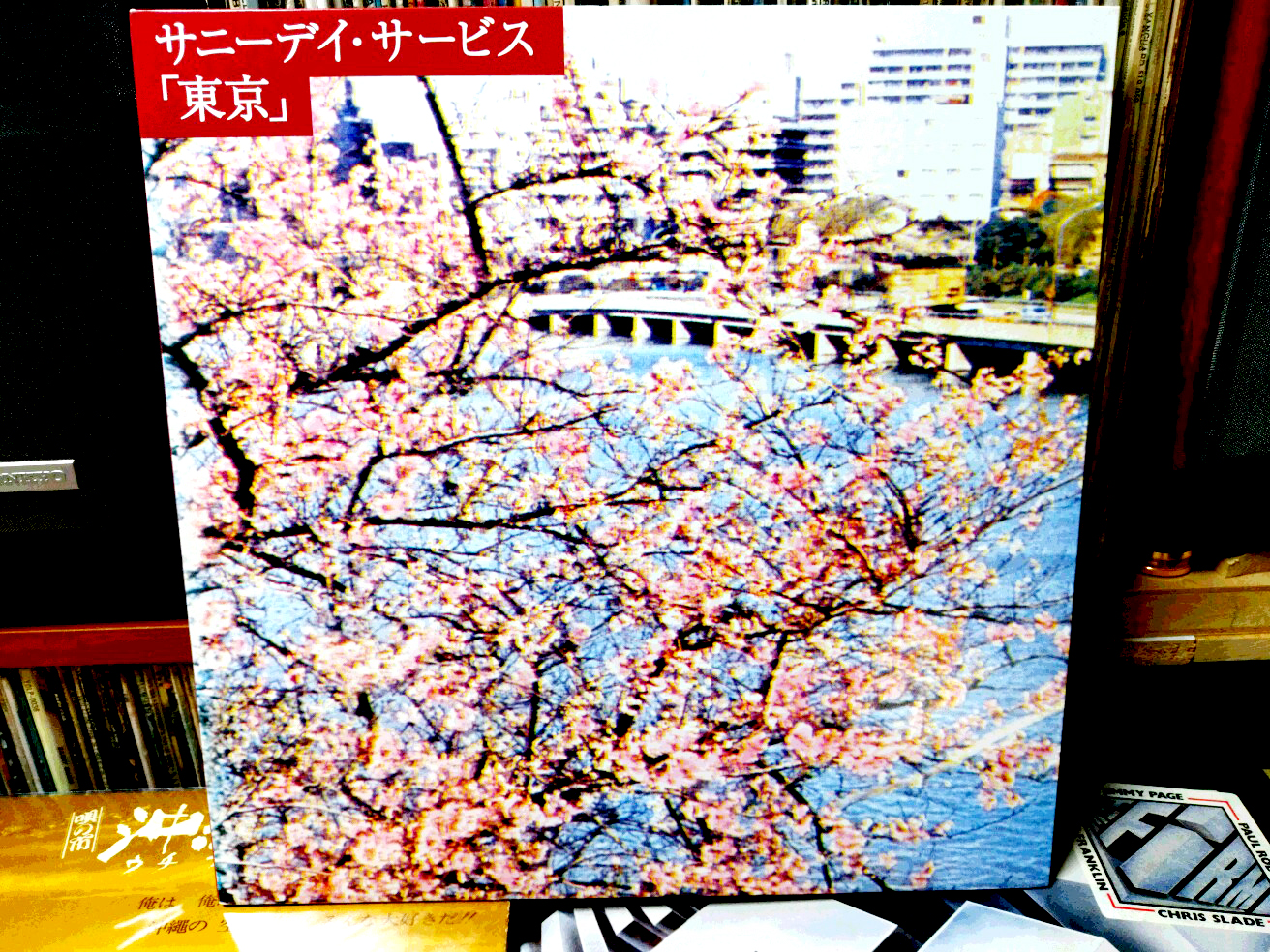 90年代のはっぴいえんど、と謳われたサニーデイ・サービス『東京』[1996年]